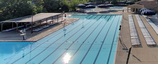 50 Meter Lap Pool With Diving Well Edina Mn