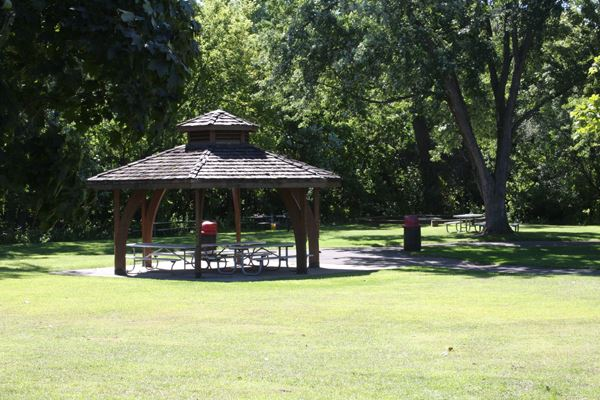 Utley gazebo