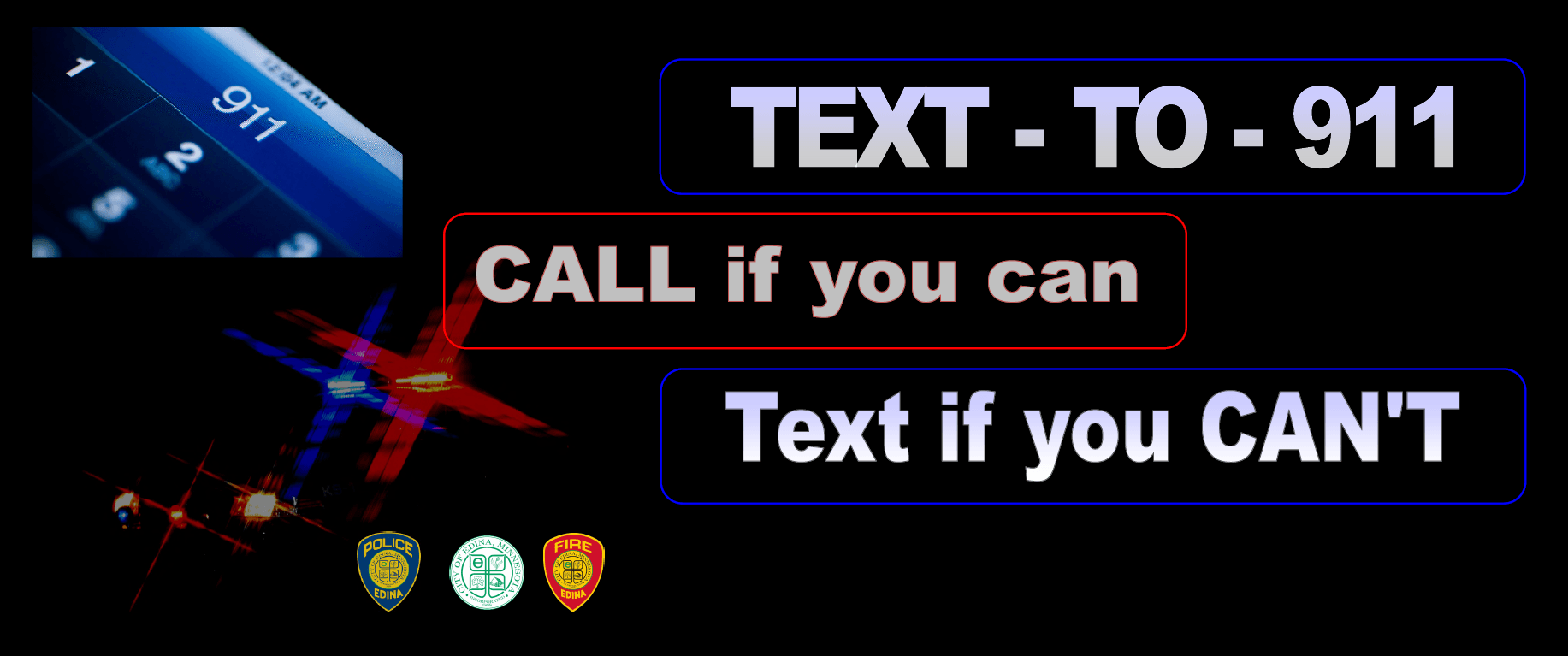Text to 911 Picture