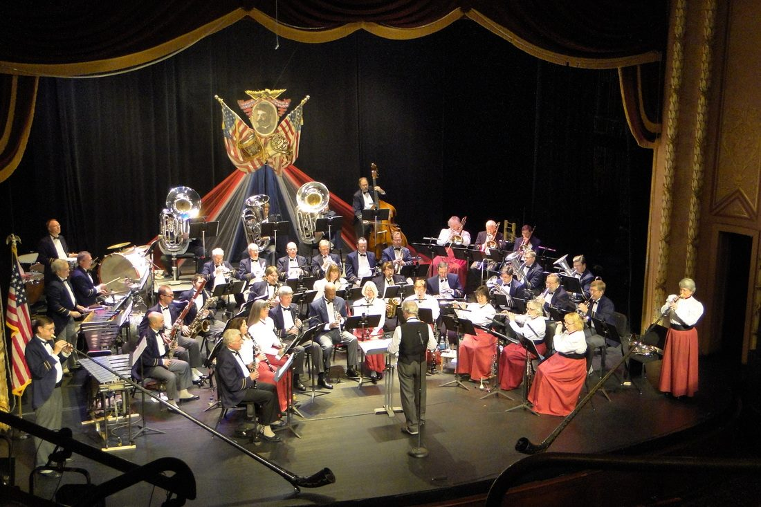 First John Philip Sousa Memorial Band