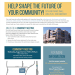 50th & France Community Meeting Information