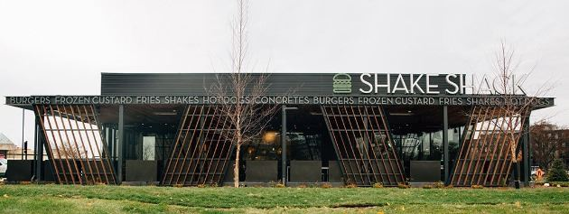 Shake Shack Photo Rendering