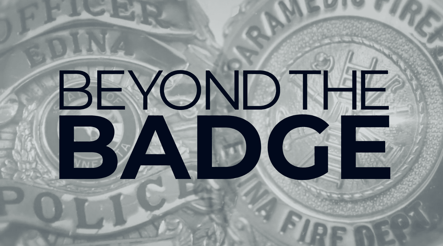 Beyond The Badge Logo