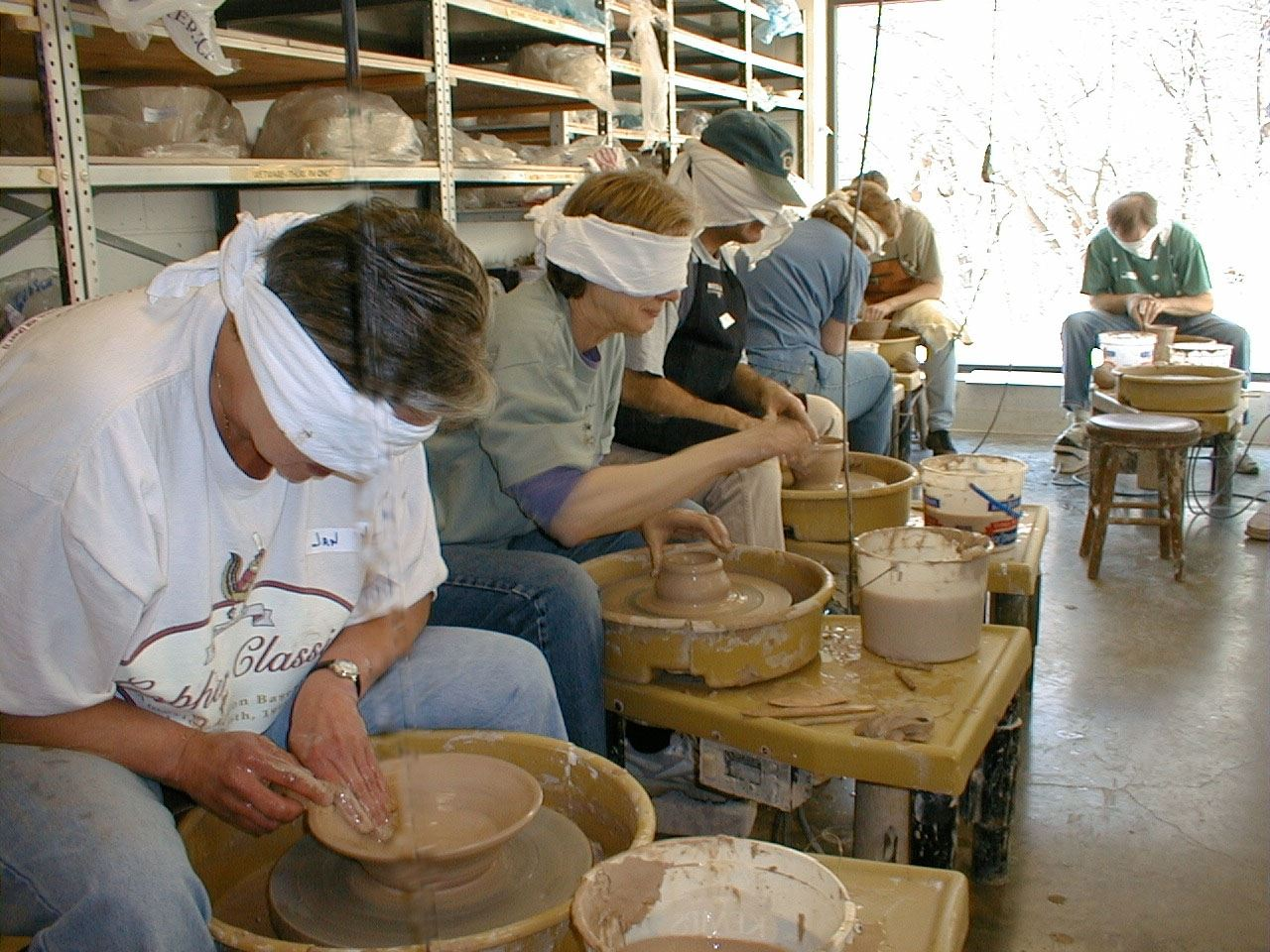 Pottery-Clay Games