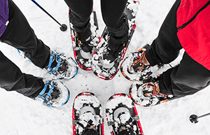 istock - snow shoes - resized