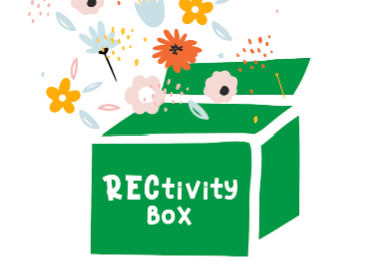 Rectivity Box is recreation shipped to your front door