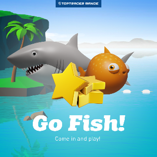 Top Tracer Go Fish Game